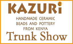Kazuri Beads Trunk Show
