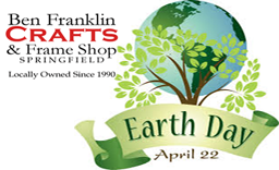 Come Celebrate Earth Day with us! Bag Day is TUESDAY, April 22nd!