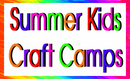Summer Kids Craft Camp