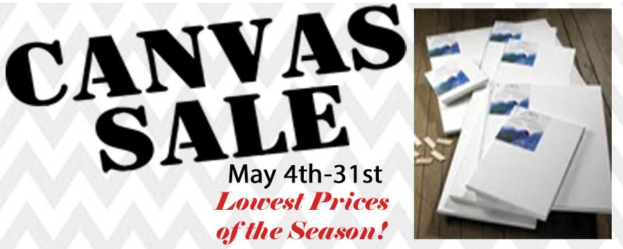 canvas-sale